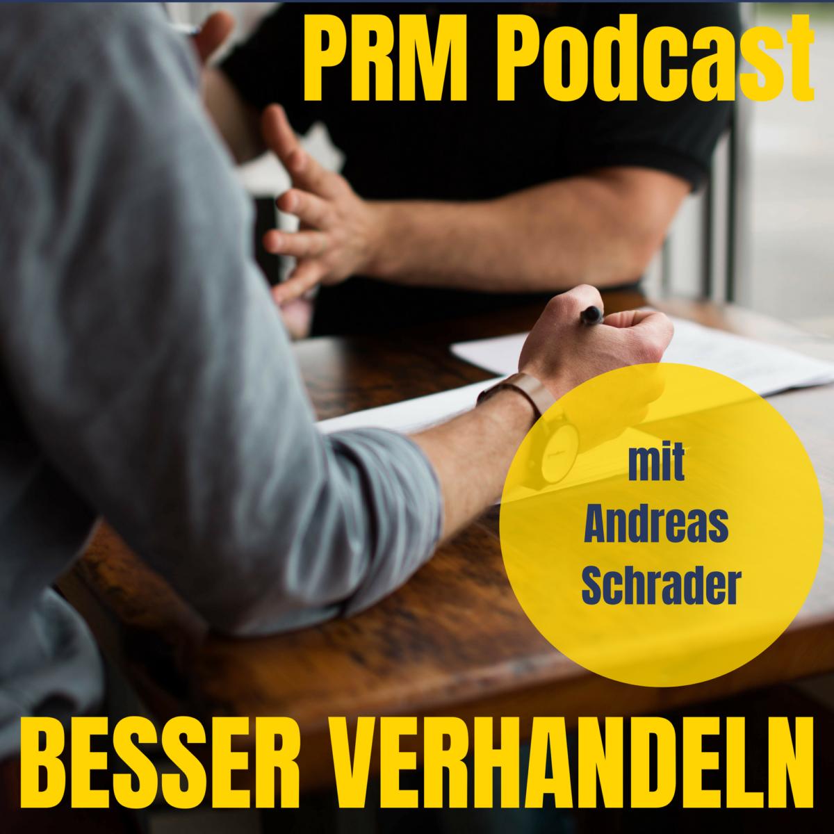 Abbildung PRM Podcast